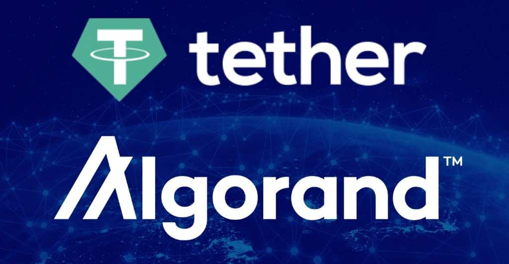 Tether launches stablecoin on Algorand
