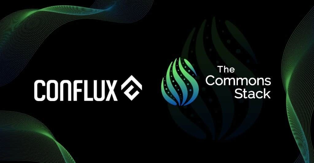 Conflux Network Announces Partnership with the Commons Stack